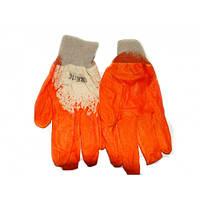 Перчатки прорезиненные с манжетом