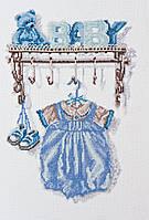 Набор для вышивки крестом Малыш. Мальчик