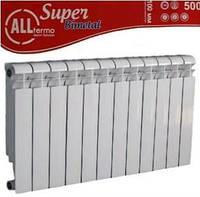 Биметаллические радиаторы Alltermo Super 100/500