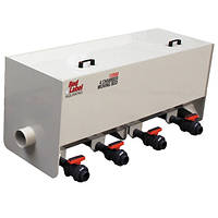 Проточный фильтр для пруда AquaKing Red Label 4 Chamber Filter 25000, 12000 л/ч