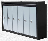 Ящик почтовый многосекционный ЯП-04Г