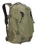 Рюкзак тактичний, штурмової, міський на 35-40 літрів Tactic Чорний і зелений, фото 2