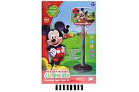 """Баскетбольне кільце зі стійкою """"Mickey Mouse"""" кор. 50*32,5*9см /12/"""