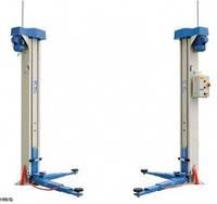 Подъемник двухстоечный электромеханический 199/G асимметрический
