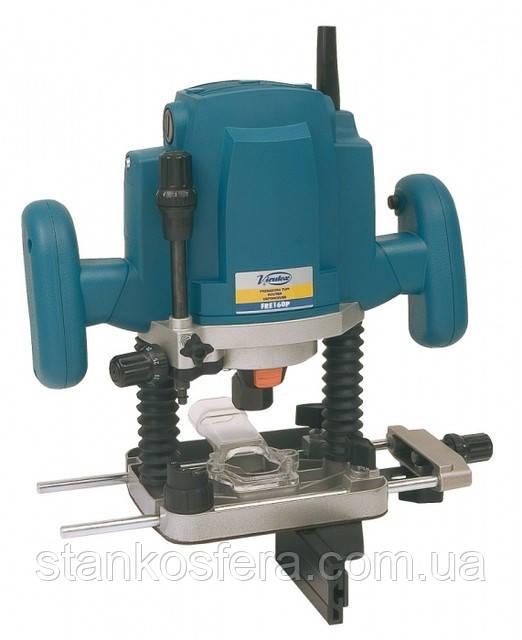 Ручной фрезер Virutex FRE160P по дереву и ДСП 1,8 кВт с регулируемой частотой вращения