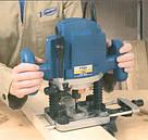 Ручной фрезер Virutex FRE160P по дереву и ДСП 1,8 кВт с регулируемой частотой вращения, фото 2