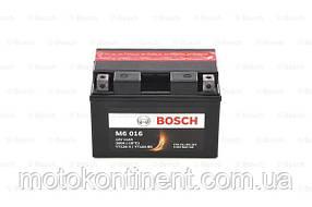 Мото аккумулятор BOSCH 11AH 160A 150x88x105 M6 Левый [+] 12VBosch 0092M60160 (ET12A-BS = YT12A-BS)