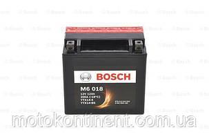Мото аккумулятор BOSCH 12AH 200A 150x87x145 M6 Левый [+] 12VBosch 0092M60180 (YTX14-BS = ETX14-BS), фото 2