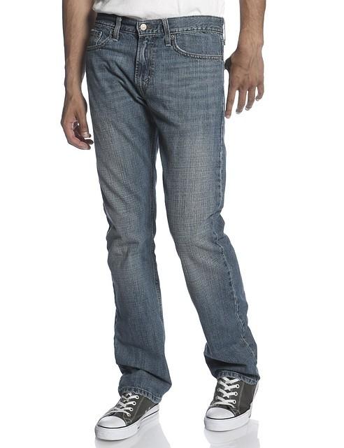 Мужские джинсы LEVIS 514™  Straight Jeans-indigo wash