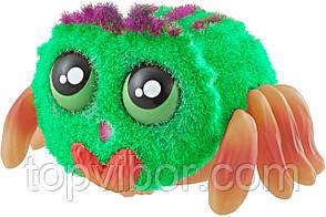 🔝 Интерактивная игрушка для детей паук (зеленый+оранжевый) паучок Yelies інтерактивна іграшка | интерактивный игрушечный паук | 🎁%🚚