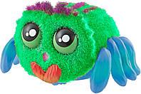 🔝 Паук игрушка интерактивный (зеленый+синий) интерактивная игрушка для детей паучок Yelies   інтерактивна іграшка   🎁%🚚