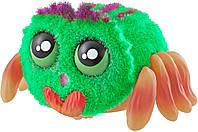 🔝 Интерактивная игрушка для детей паук (зеленый+оранжевый) паучок Yelies інтерактивна іграшка   интерактивный игрушечный паук   🎁%🚚