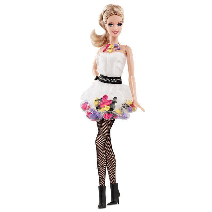 Barbie Барби одержимая обувью 2011 Shoe Obsession Doll
