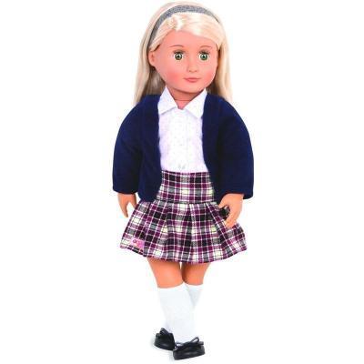 Кукла Our Generation Емельен в школьной форме 46 см (BD31148Z)