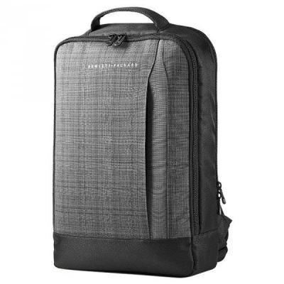 "Рюкзак для ноутбука HP 15.6"" Slim Black/Grey (F3W16AA)"