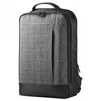 "Рюкзак для ноутбука HP 15.6"" Slim Black/Grey (F3W16AA), фото 1"