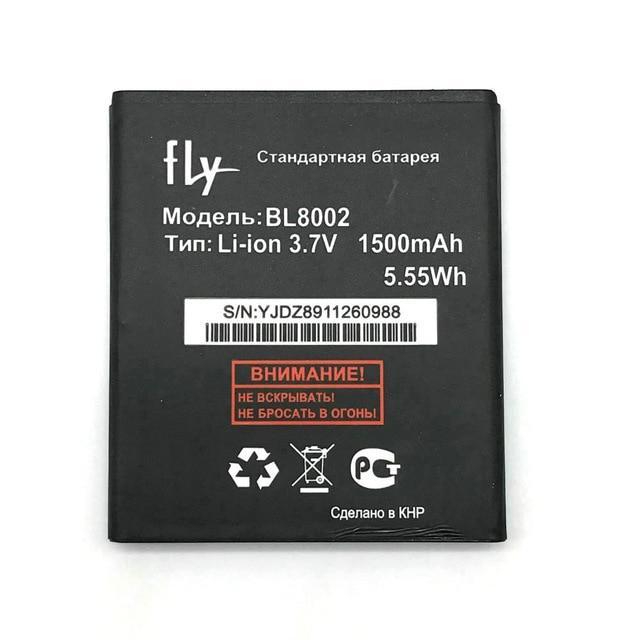 Аккумулятор акб ориг. к-во Fly BL8002 Q4490i Era Nano 10, 1500мAh