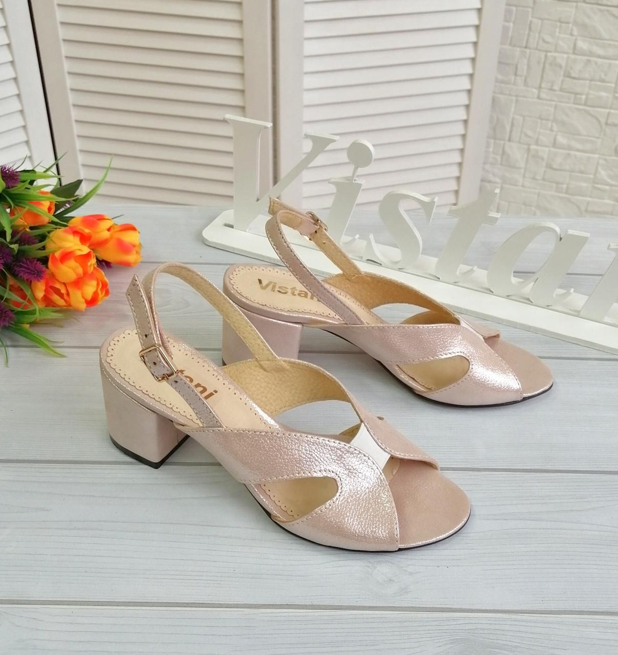 Летняя женская обувь от производителя