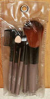 Набор кисточек для макияжа М 301 Мальва