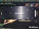 Відеокарта GIGABYTE GeForce GTX 1070 Ti G1 Gaming (GV-N1070G1 GAMING-8GD) б.у. гарантія, фото 4