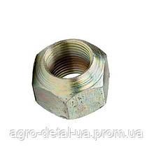 Гайка А04.02.018 крепления ступицы переднего колеса трактора Т16,СШ 2540