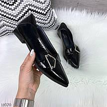 Туфли с пряжкой женские, фото 3