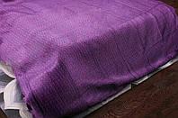 Двоспальне простирадло бязеве - Фіолетові сни