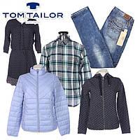"""Стоковая одежда """"Tom Tailor"""" мужской+женский микс"""