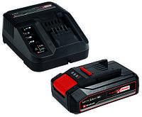 Аккумулятор 2.5 Ач + зарядное устройство 18 V Einhell Power-X-Change [4512097]