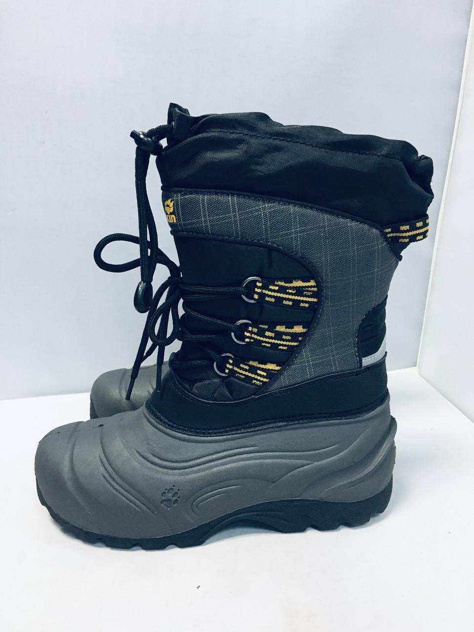 Зимние ботинки Jack Wolfskin, 35размер