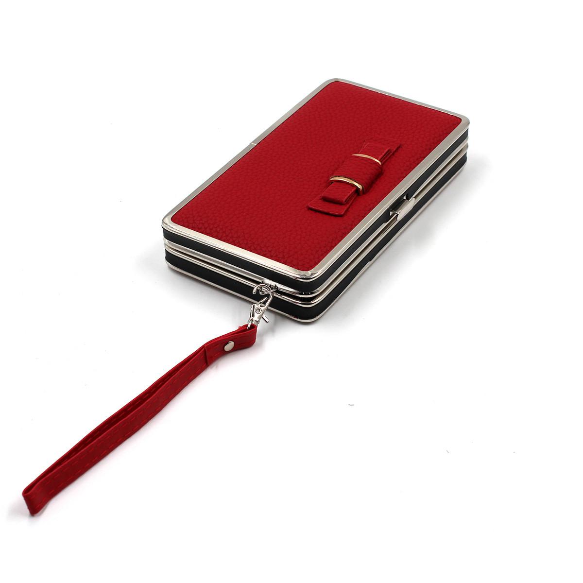 Кошелек, портмоне Baellerry N1228 (Красный)