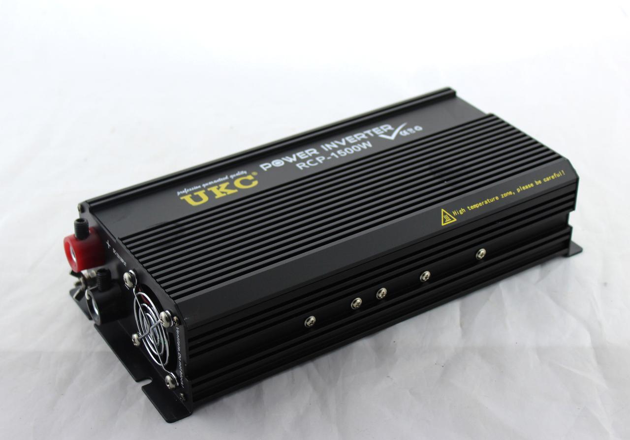 Преобразователь AC/DC RCP 1500W PROFESSIONAL
