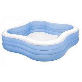 Надувной бассейн INTEX 57495 229 см Х 229 см Х 56 см