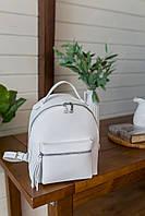 Городской рюкзак белого цвета UDLER, фото 1