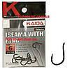 Крючок KAIDA Iseama With Ring, фото 7