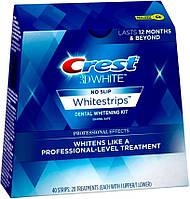 Полоски для отбеливания в домашних условиях Crest 3D White Whitestrips Kit - Professional Effects (20 treatmen
