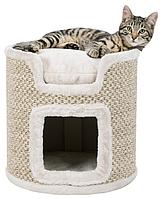Когтеточка,дряпка Trixie TX-44706 домик башня Риа для кошек