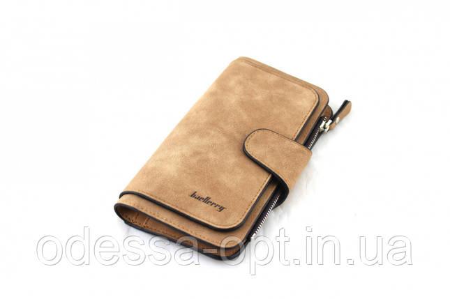 Кошелек, портмоне Baellerry N2345 (Кофейный), фото 2