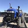 Трактор JINMA JMT3244HX, (24л.с., 4х4, 3 цил., ГУР, 2-е сц., широкая резина)