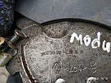 Ручка стояночного тормоза (ручник) Рено Модус / Гранд Модус б/у, фото 2