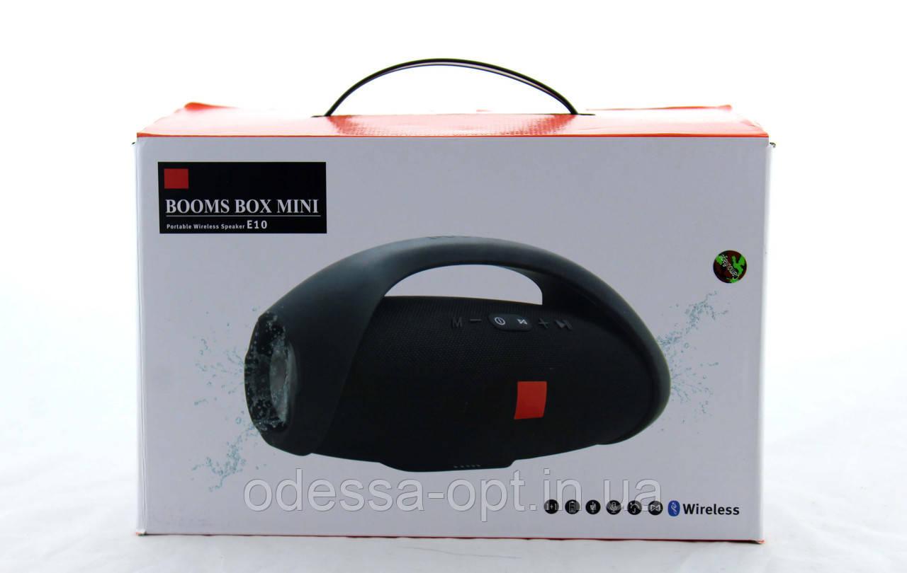 Портативная акустическая SPS JBL Boom BASS Mini