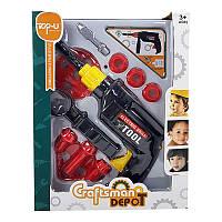 Игрушечный набор инструментов для мальчика ТР 315