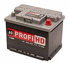 Автомобильный аккумулятор SADA PROFI HD 6СТ-60 Ач 12V 600 А R+ Украина, фото 3