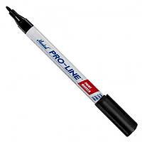Промышленный перманентный тонкий маркер для точной маркировки на основе жидкой краски Markal Pro-Line Fine, Черный 96873