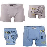 Детские трусы-шорты для мальчика *Наушники* размер 32