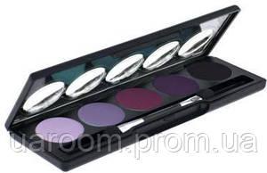 Тіні Flormar Color Palette eye Shadow (5 цв)