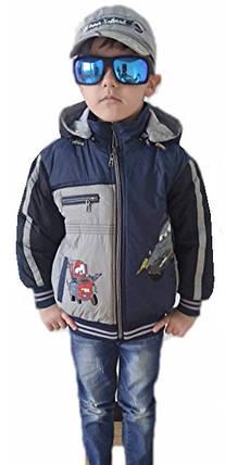 Детские куртки для мальчиков весна осень, фото 2