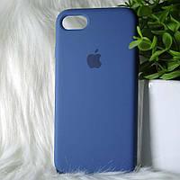 Чехол iPhone 7 8 синий