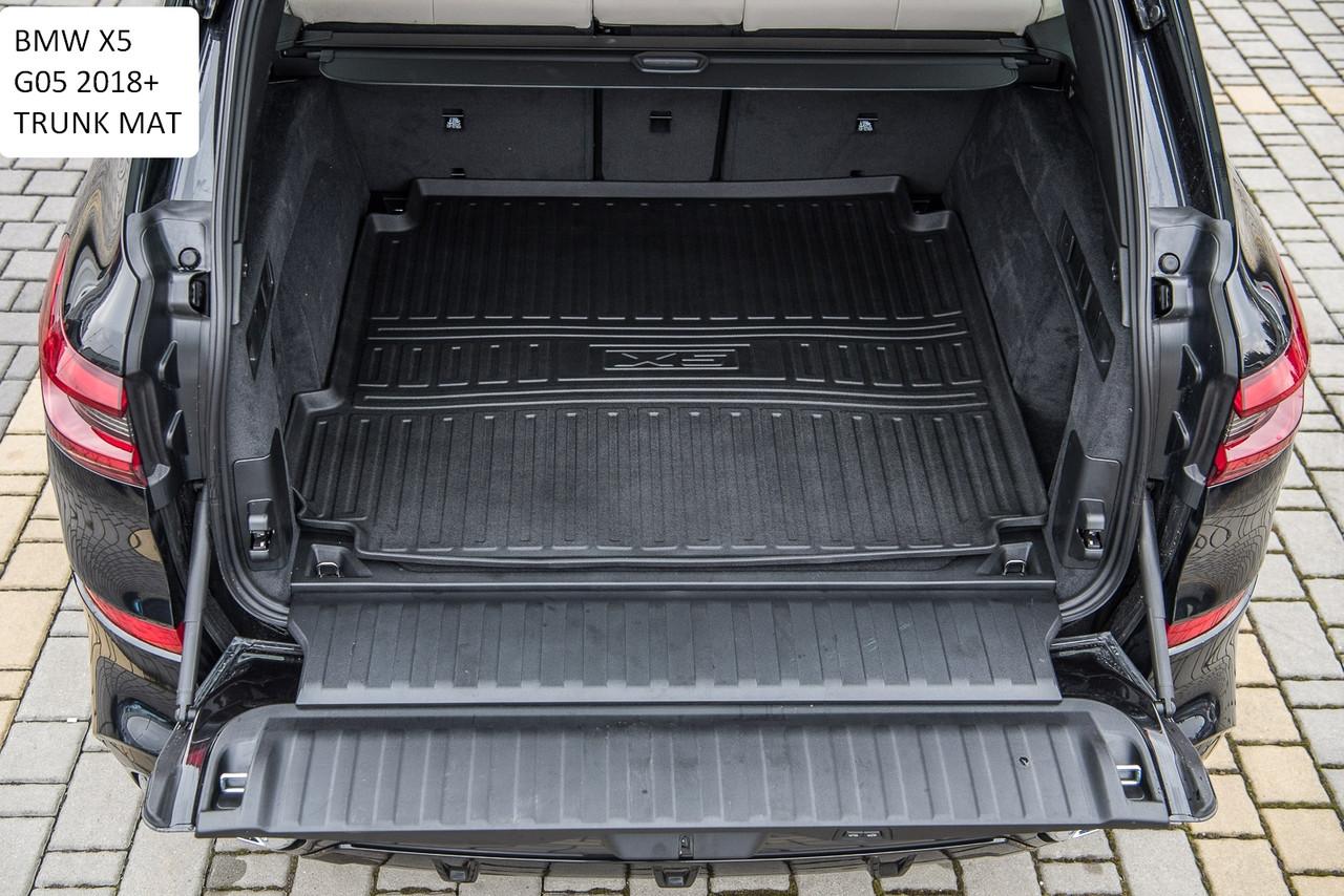 Килимок в багажник для BMW X5 G05 2018+., фото 4