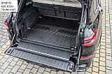 Коврик в багажник для BMW X5 G05 2018+., фото 8